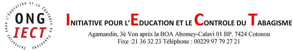 Site de l'ONG IECT